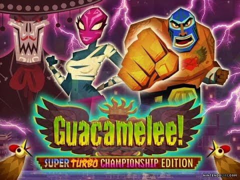 Guacamelee Super Turbo Championship Edition | No sacrifice for Calaca! | Part 4 [END]