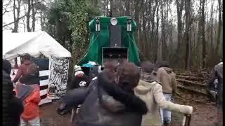 Free Party Les Inconnus Du Caisson - I.D.C - 17/02/2018