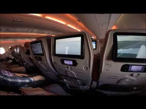 Emirates London to Maldives (Komandoo Island Resort & Spa)