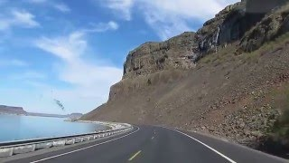 Washington Traveloque - Dry Falls to Grand Coulee Dam 4/2016 P…