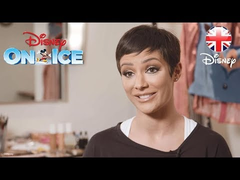 DISNEY ON ICE | Worlds Of Enchantment - Frankie Bridge Performs At Wembley! | Official Disney UK