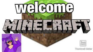 Welcome to the Minecraft series (Minecraft)