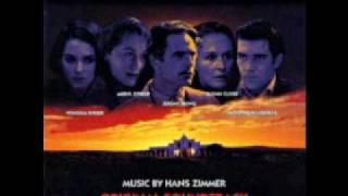 04 Pedro and Blanca - Hans Zimmer - The House of the Spirits Score