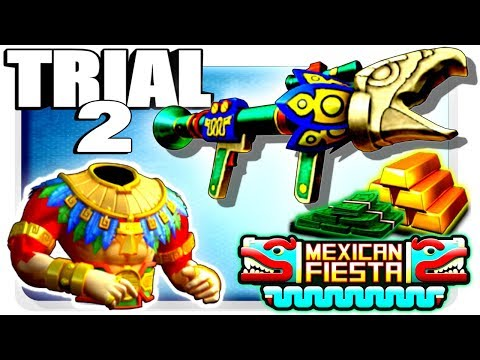 Respawnables🔥TRIAL 2🎮GAMEPLAY (EVENT FIESTA MEXICANA 2018)