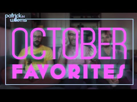 October Favorites (Feat. Blade Runner, Florida Project, & Ang Lee)