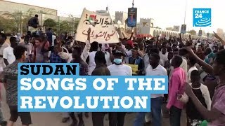 Soudan: Songs of the revolution
