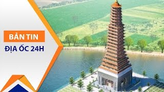 Tháp 300 tỷ ở Thái Bình: Các chuyên gia nói gì? | VTC1
