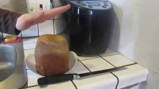 Making All Your Bread (The Easy Way!) With a Bread Machine (+Trouble Shooting)