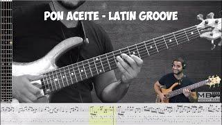 Jaime Murrell - Pon Aceite - Latin Groove
