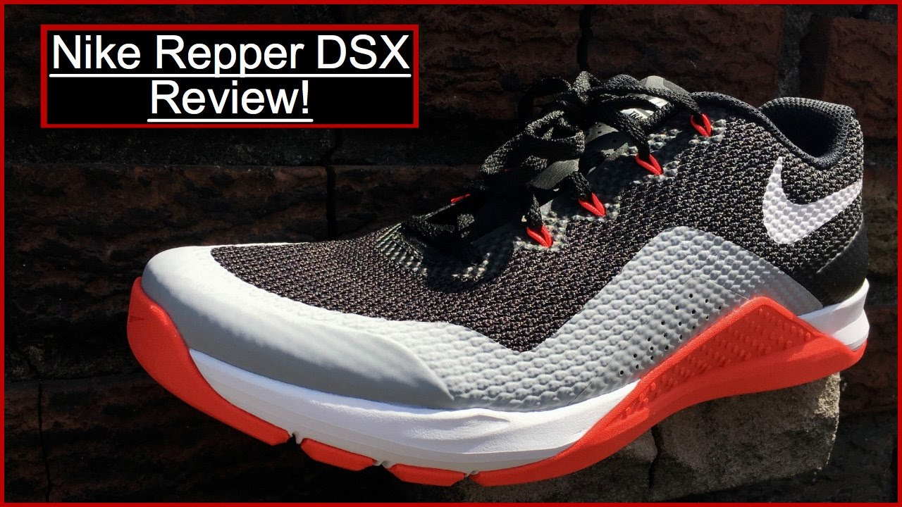 sale retailer ba38e 694ab Nike Repper DSX Unboxing And Review