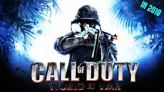 Call of Duty World at War in 2018! Is It Still Playable?