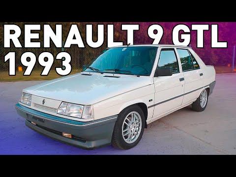 RENAULT 9 GTL 1993 Fase 2