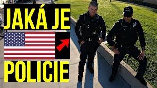 Moje zkušenosti s AMERICKOU POLICII