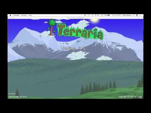 TmodLoader + Mod Installation Tutorial! Terraria 1.3.5.3 Mac