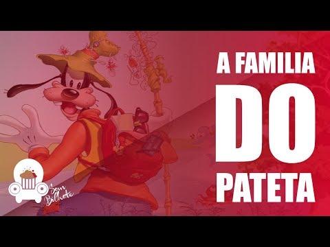 A FAMÍLIA DO PATETA (UNIVERSO DISNEY)