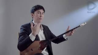 Игра на домбре | видеоурок | урок №8 «Даулеткерей Кос алка» 1 часть
