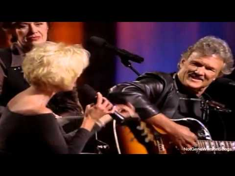 Kris Kristofferson & Lorrie Morgan   Help Me Make It Through The Night