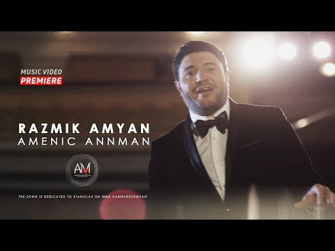 Razmik Amyan - Amenic annman (2018)