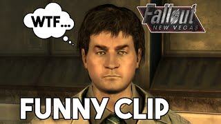 Me Shoulder! Best Fallout Dialogue Ever - Low Intelligence (less than 3)