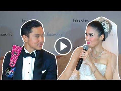 Bukan Tampan atau Kaya, Ini Alasan Sandra Dewi Nikahi Harvey - Cumicam 09 November 2016
