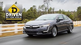 Driven- 2018 Honda Clarity Touring Plug-In Hybrid