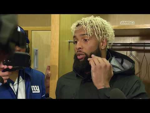 Odell Beckham Jr.: I Hate Losing | New York Giants | MSG Networks