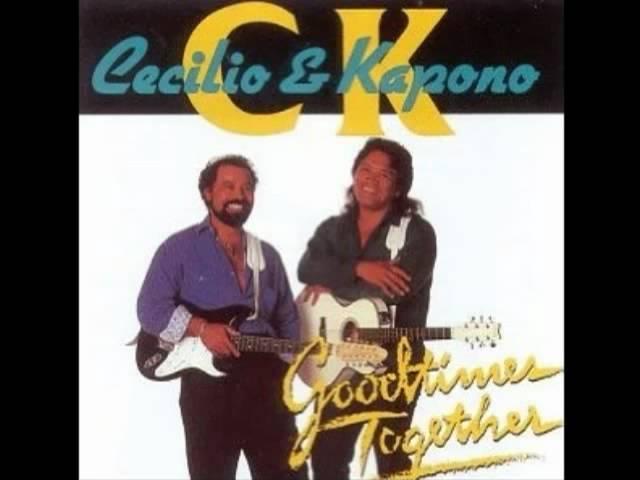 Cecilio&Kapono-Goodtimes Together Chords - Chordify