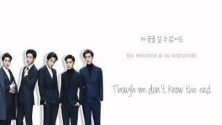 EXO - EL DORADO - Korean ver. (Color Coded Hangul/Rom/Eng Lyrics)