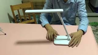 Đèn Bàn Học LED USB Có Thể Gập Hai Chỗ – 03 Chế Độ Ánh Sáng Vàng Bảo Vệ Mắt Chống Cận eLights