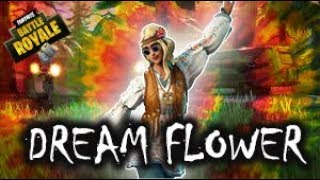 DreamFlower Skin*Hippie set**Far out Fortnite battle royale