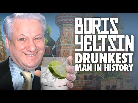 Boris Yeltsin: Drunkest Man in History   Laughing Historically