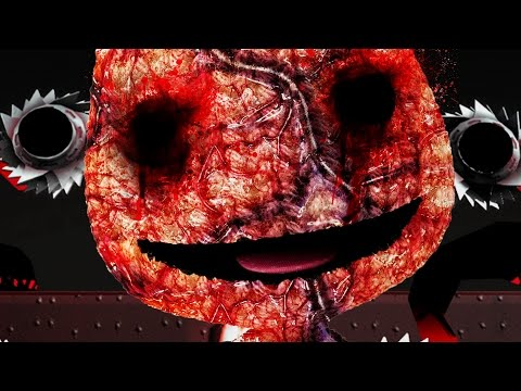 SACKBOY.UNZIPPED! Little Big Planet 3 - Sackboy.exe Creepypasta