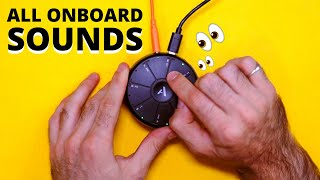 Artiphon Orba | All Onboard Sounds | Consider before buying?