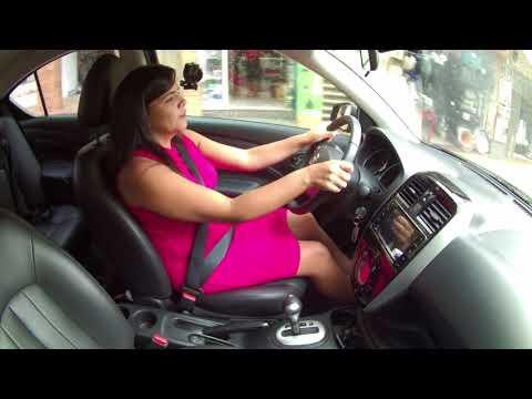 Dirigindo carro com Câmbio Automático no congestionamento