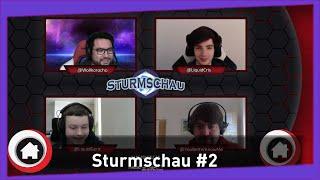 Heroes Sturmschau #2: Wolle, KnowMe, GerdamHerd, Cris