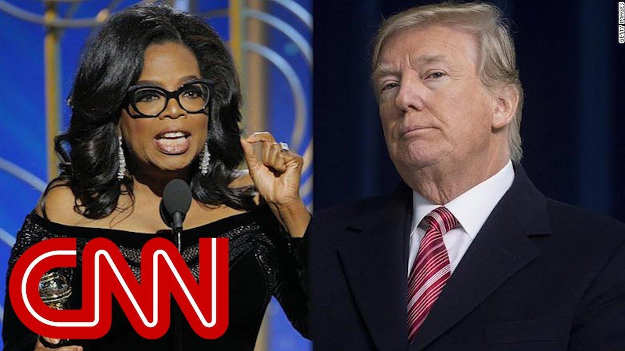 If Oprah had 10 minutes with Trump ... - Dauer: 2 Minuten, 26 Sekunden