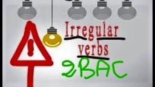 شاهد قبل الحدف  BAC2/اسهل طريقة لحفظ  irregular verbs