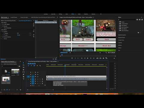 Importing QuickTime Video files (.mov) into Premiere Pro Bug Workaround