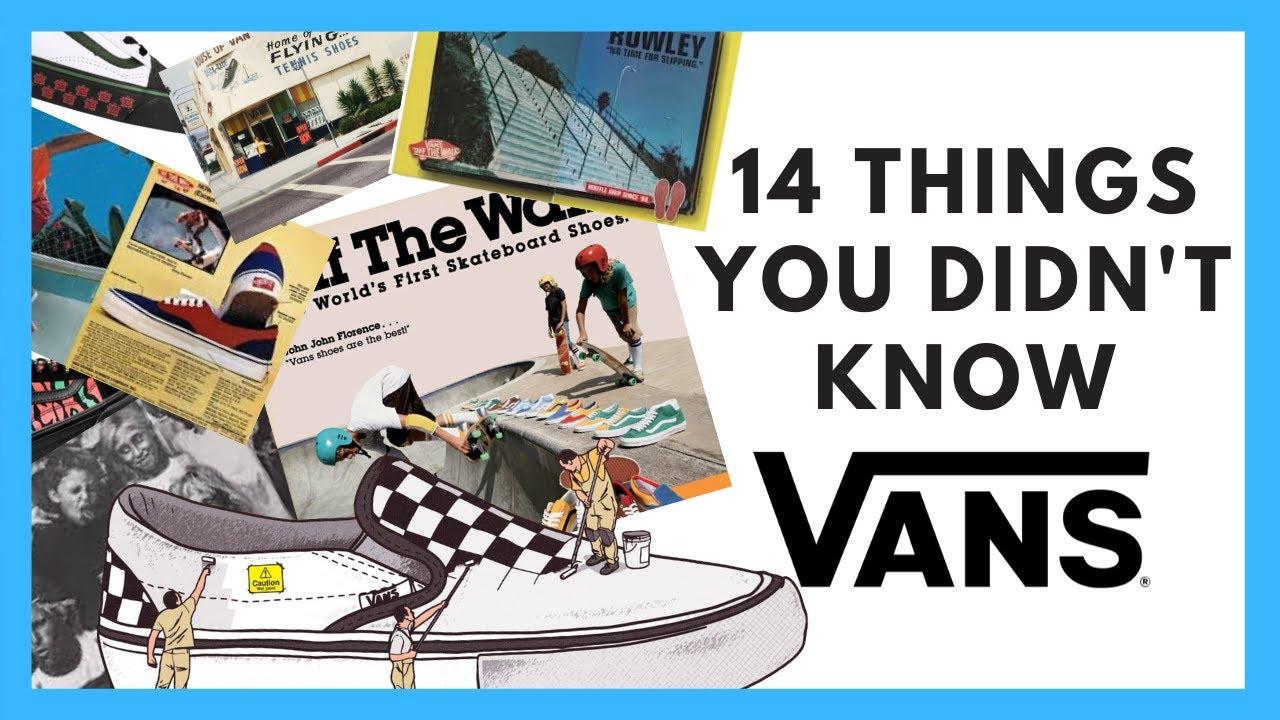 Rarest Vans Sneakers