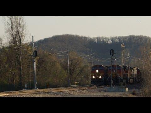 Trains in Missouri