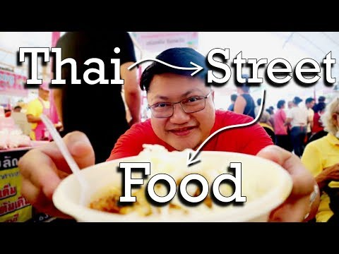 Bangkok Food Festival - Thai Local Cuisine at Centralworld