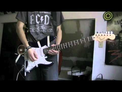 Jesus Christ Superstar The Temple Guitar Cover