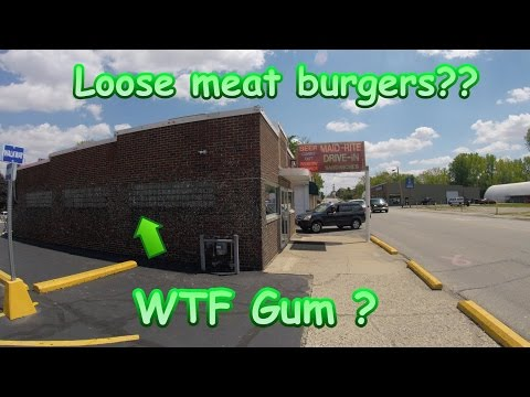 greenville ohio   loose meat   grist mill