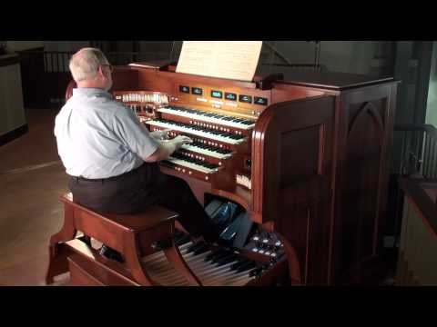 J.S. Bach - Prelude and Fugue in E-flat Major, BWV 552