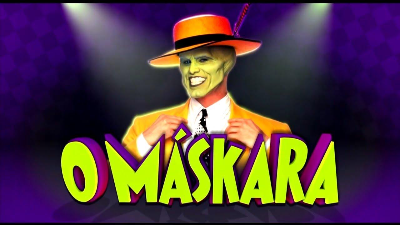 Filme: O Máskara (dublagem VTI Rio/SBT) - YouTube
