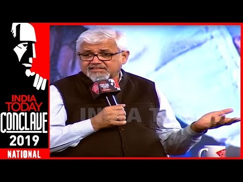 Climate Change And Why We Should Be Afraid : Amitav Ghosh Exclusive At India Today Conclave 2019