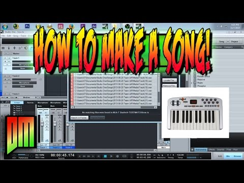 How to make a rap song on your PC!