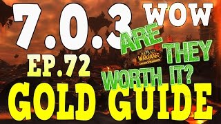 WoW Gold Farming 7.0.3 - Gold Guide Series Ep.72 - Cataclysm Raids Is it Worth it? - Legion