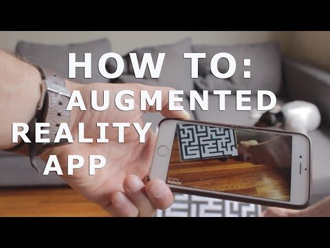 How To: Augmented Reality App Tutorial for Beginners with Vuforia and Unity 3D