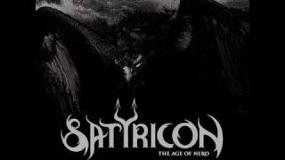 Satyricon-Black Crow On A Tombstone from The Age of Nero